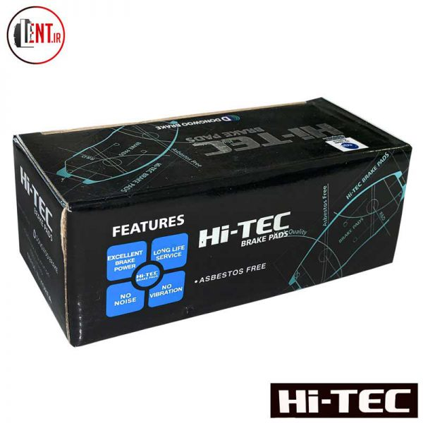 لنت ترمز جلو هیوندا i30 های تک (Hi-Tec)