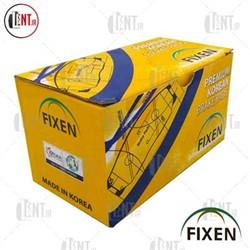 لنت ترمز جلو پژو 206 مدل 1400CC فیکسن (Fixen)