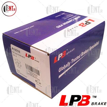لنت ترمز جلو میتسوبیشی L200 ال پی بی (LPB)