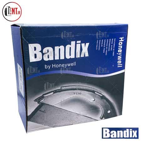 لنت ترمز کفشکی باندیکس Bandix Brake shoes