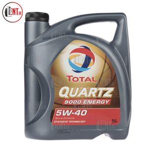 روغن موتور توتال Total-Quartz-9000-Energy-5w40