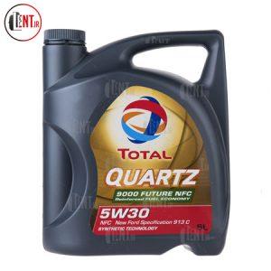 روغن موتور توتال Total-Quartz-9000-Future-NFC-5w30