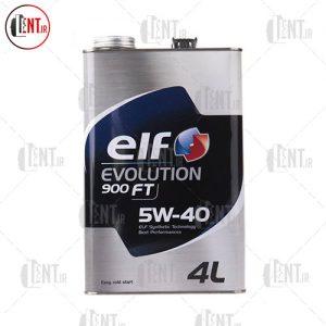 روغن موتور خودرو الف elf-evolution-900-ft