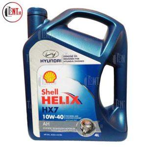 روغن موتور خودرو شل هلیکس Shell-Helix