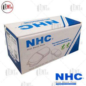 لنت ترمز جیلی X7 نوع دو ان اچ سی (NHC)